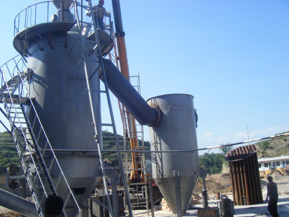 煤气发生炉设备
