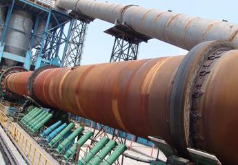 郑州红土镍矿回转窑设备