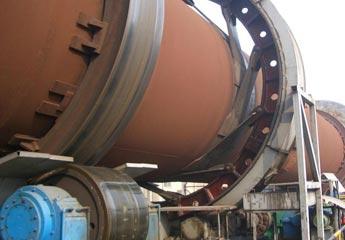 陶粒回转窑生产线