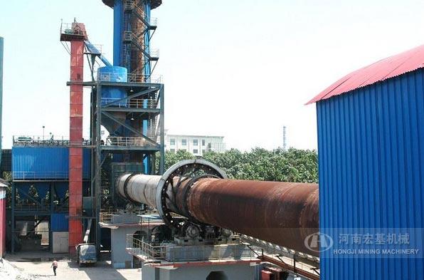 陶粒砂回转窑生产线设备