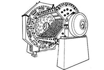 球磨机工作流程工艺流程