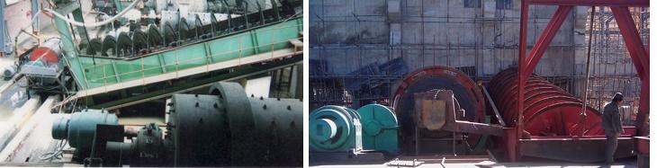 新疆铅锌矿选矿生产线