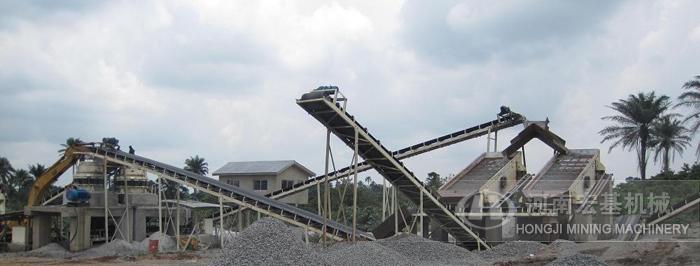 阿根廷时产18万吨尾矿制砂生产线